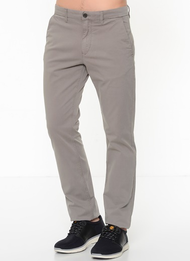 Timberland Squam Lake Stretch Twill Straight Chino Gri